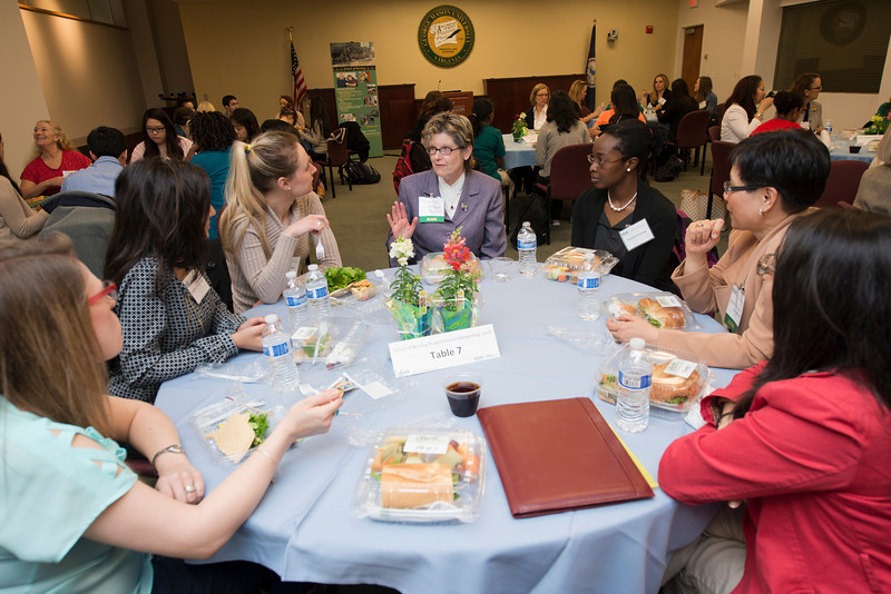 School of Nursing Student-Alumni Networking Lunch