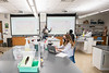 College of Science Biology Lab