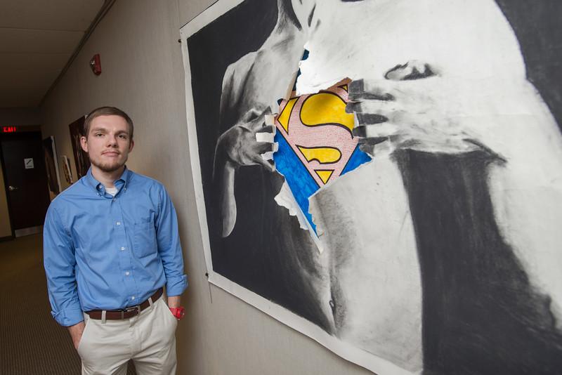 Honors College Art with Van Metre