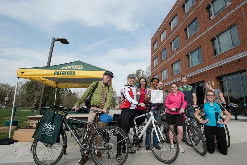 Bike to Mason Day