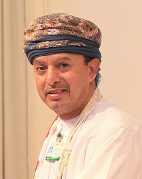 Khamis Al-Mezeini.  Handout