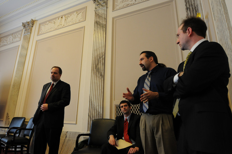 The CEBCP hosts its second Congressional Briefing at the Russell Senate Office Building on Capitol Hill.