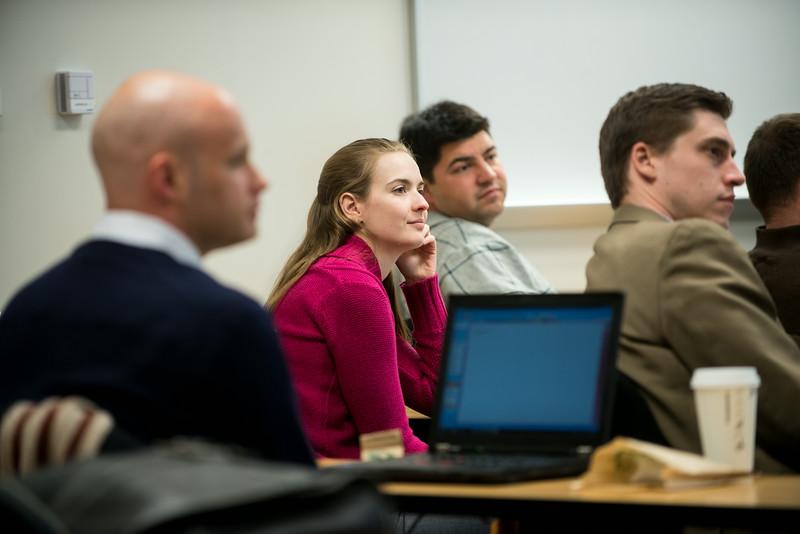 SOM MBA 725 Leadership class