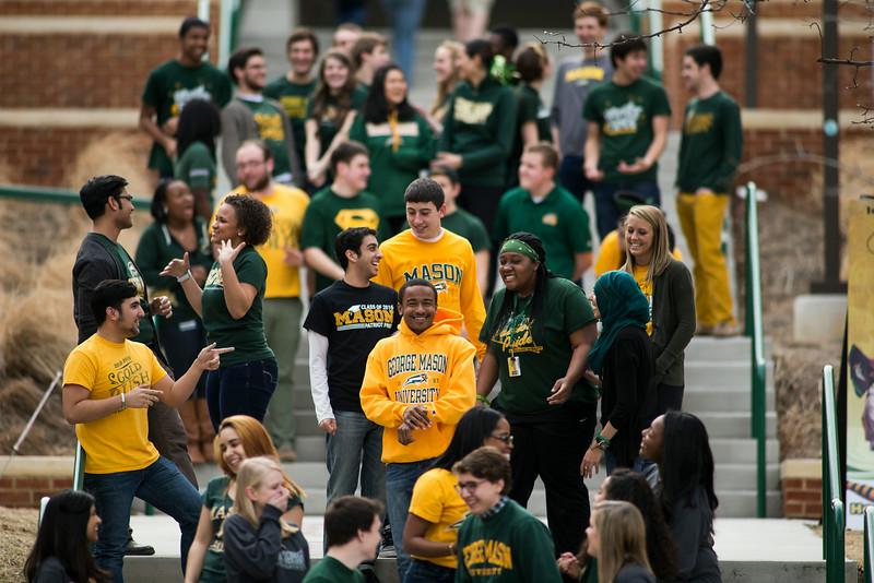 Patriot Leaders at the Fairfax Campus.