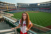 Mason student intern Katie Albisu