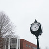 Fairfax Campus in snow. photo by Ian Shiff/Creative Services
