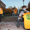 Mason Gold Rush Promo, Photo By Ian Shiff/Creative Services/George Mason University