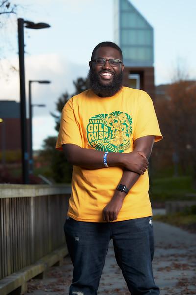 Mason Gold Rush Promo, Photo By Ian Shiff/Creative Services/George Mason University