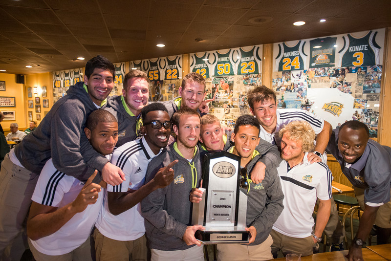 Men's Soccer team advances to NCAA Division I championship