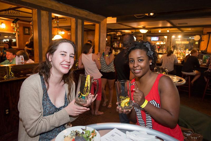 Second Annual Beer Tasting Social graduation celebration