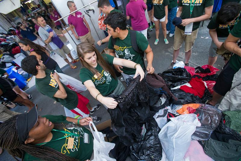 Honor's College Volunteer Project