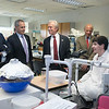 Sen. Kaine visits PW Campus