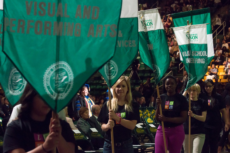 The Inauguration of Dr. Ángel Cabrera as the sixth President of George Mason University