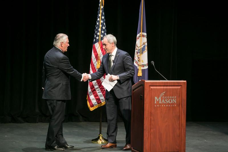 U.S. Secretary of State Rex Tillerson