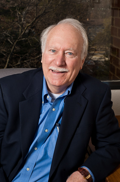Don Gallehr, College of Humanities and Social Sciences Cornerstone Portrait