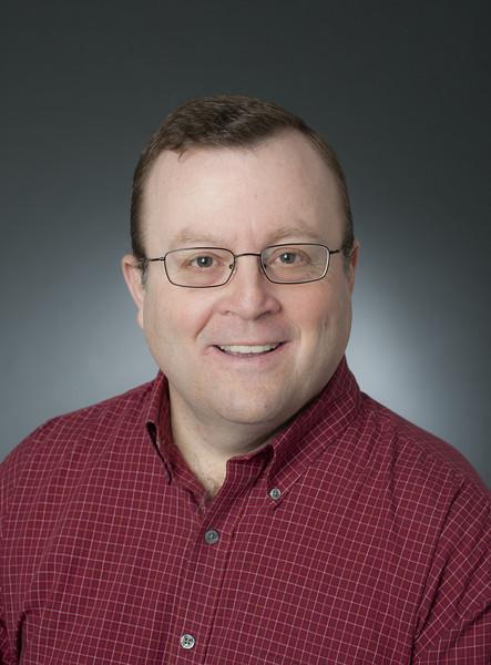 Mike Hurley, Phycology Faculty Advisor, CHSS, Portrait