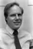 Larry Rockwood, Biology, 1986. Photo by Creative Services/George Mason University