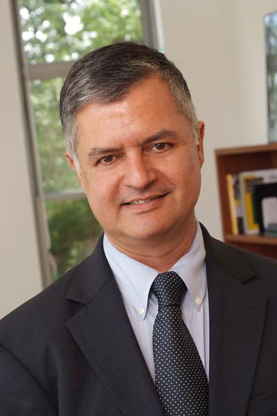 Vikas Chandhoke, COS Dean