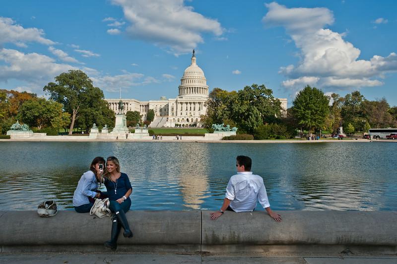 U.S. Capitol Building, Capitol Hill, Washington DC