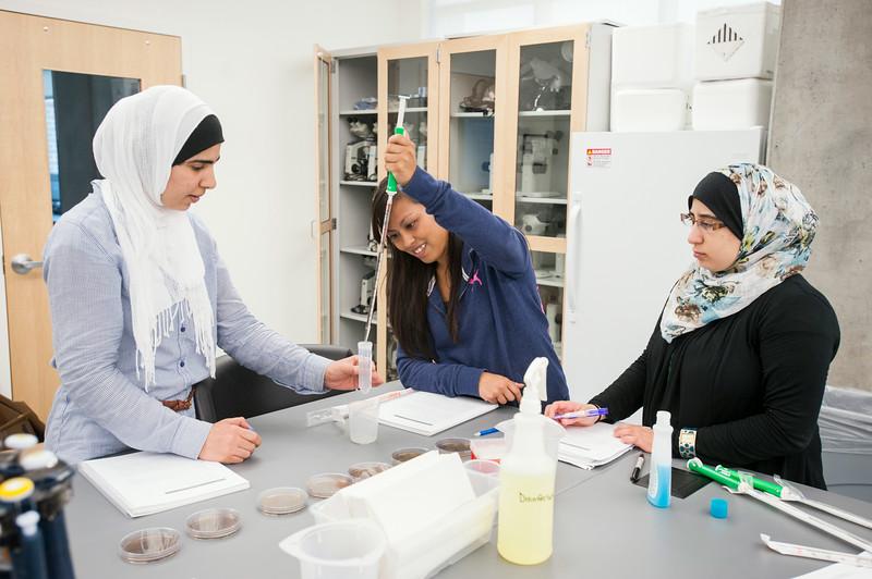 Planetary Hall Biology Lab