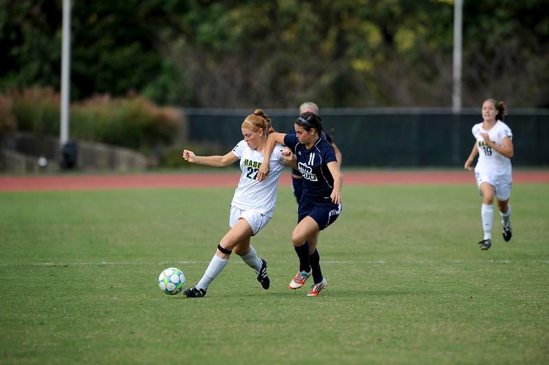 Women's Soccer vs Old Dominon