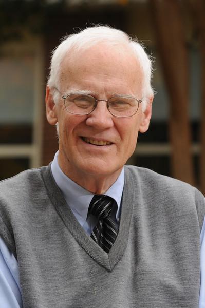 Robinson and PIA Professor John Paden.