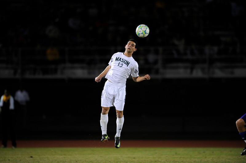 Men's Soccer vs James Madison