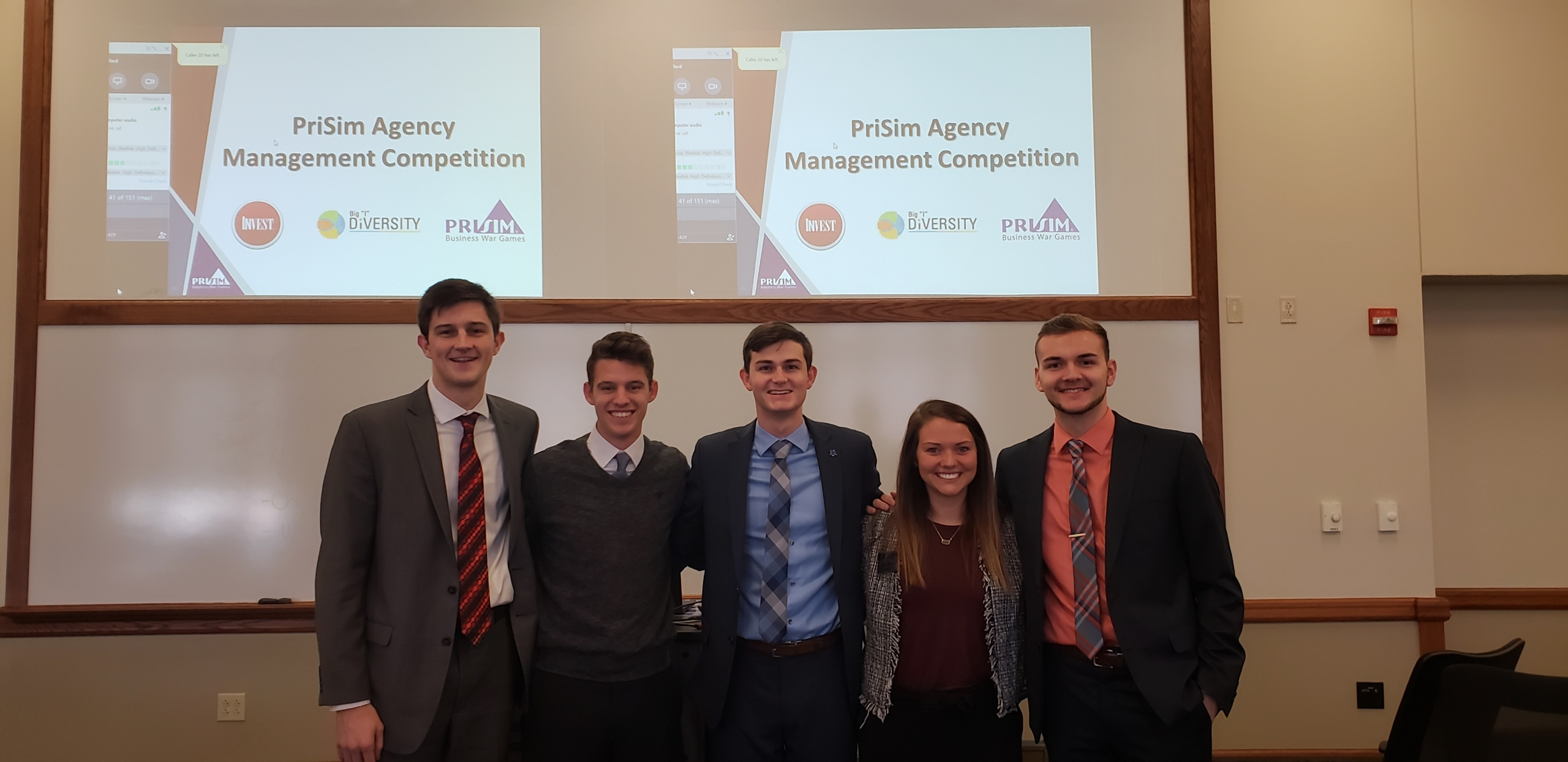 Indiana State wins national business learning competition