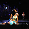 ONCE ON THIS ISLAND, now playing, at Olney Theatre Center featuring Aisha Jackson as Ti Moune.<br /> <br /> Photo by Stan Barouh