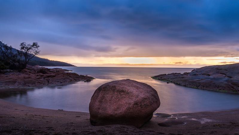 Honeymoon cove - Tasmania