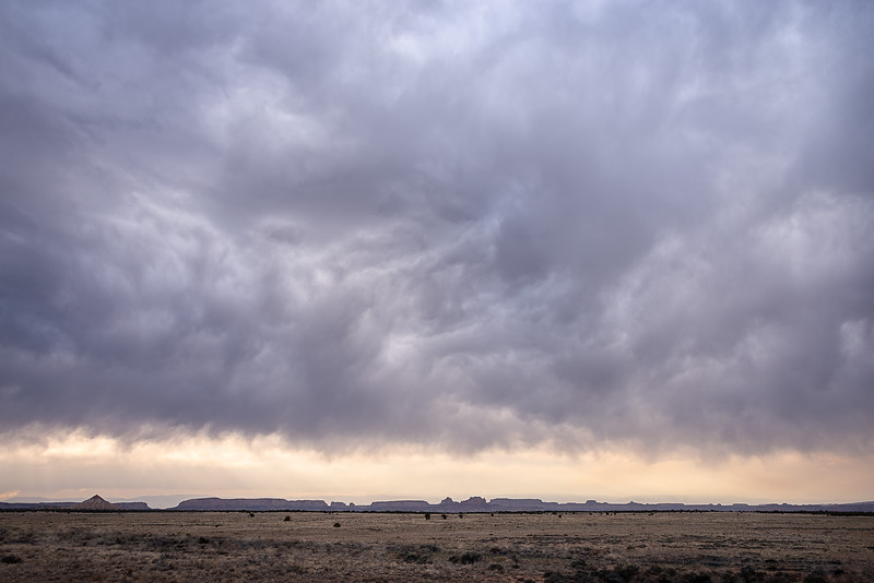 Stormy Clouds in Utah - a southwest photo outing