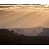 Mesa Arch - God Beams at Dawn
