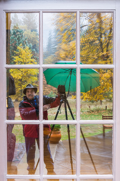 Self Portrait - Singin' in the Rain