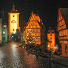 Christmas in Rotenburg, Germany
