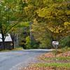 Country scene - Hwy 9 - Marlboro, VT