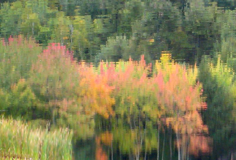 Mirro Lake - Hwy 109 - north of Wolfeboro, NH