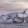 Wintry Dawn - Yosemite Valley
