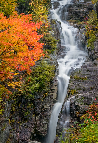 Waterfall at Crawford Notch, NH