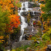 Waterfall at Crawford Notch, NH