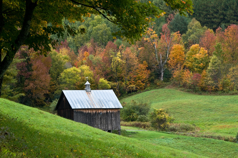 Farm Shed - Woodstock, VT