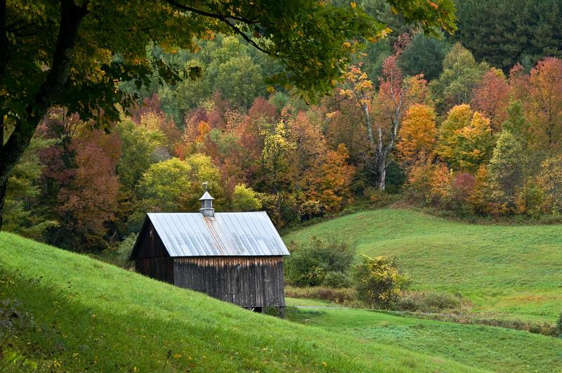 Farm Shed - Woodstock, VT