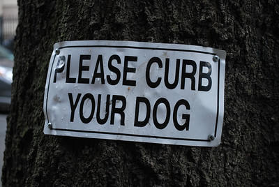 Pet-Related Signs
