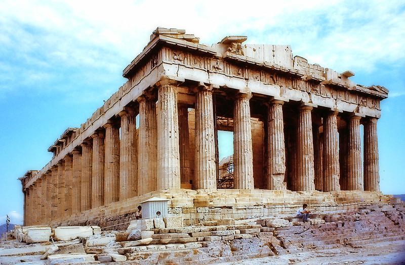 Parthenon<br /> Athens, Greece