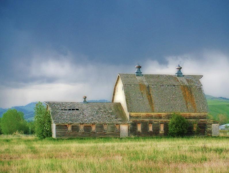 Barnstorm<br /> Bozeman, Montana