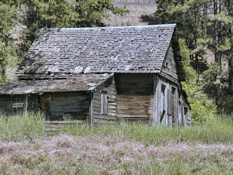 Spokane Shed
