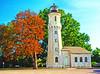 "Old Fort Niagra Lighthouse<br />  <a href=""http://www.cyberlights.com/cgi-bin/showlight.cgi?id=ny11"">http://www.cyberlights.com/cgi-bin/showlight.cgi?id=ny11</a>"