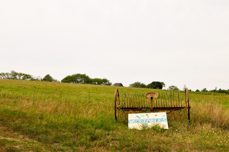 Veggie Stand - Jamestown, RI