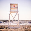 #9 Lifeguard Chair - Horseneck Beach Westport, MA