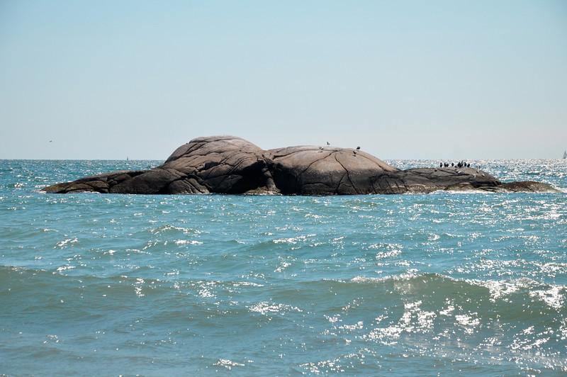 Elephant Rock -  Elephant Rock Beach