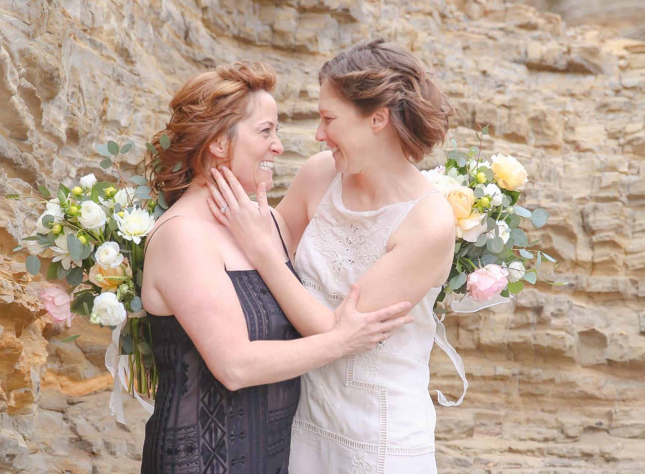 Intimate Gay Wedding in Montana de Oro